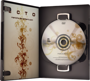 DVD Box №2 (psd)